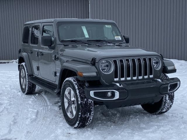 2021 Jeep Wrangler Sahara Unlimited 4x4 Lease Offer