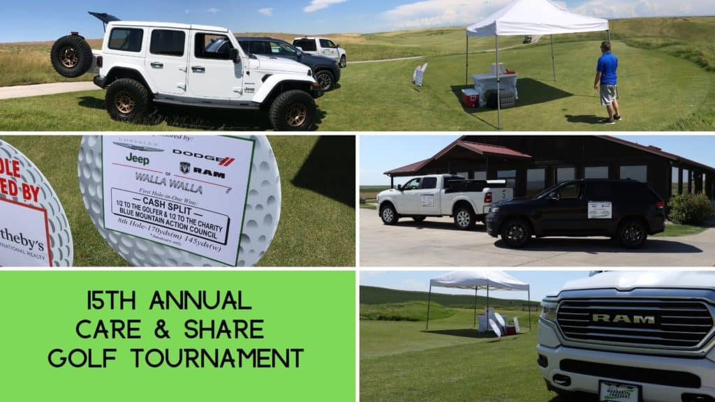 15th Annual Care Share Golf Tournament