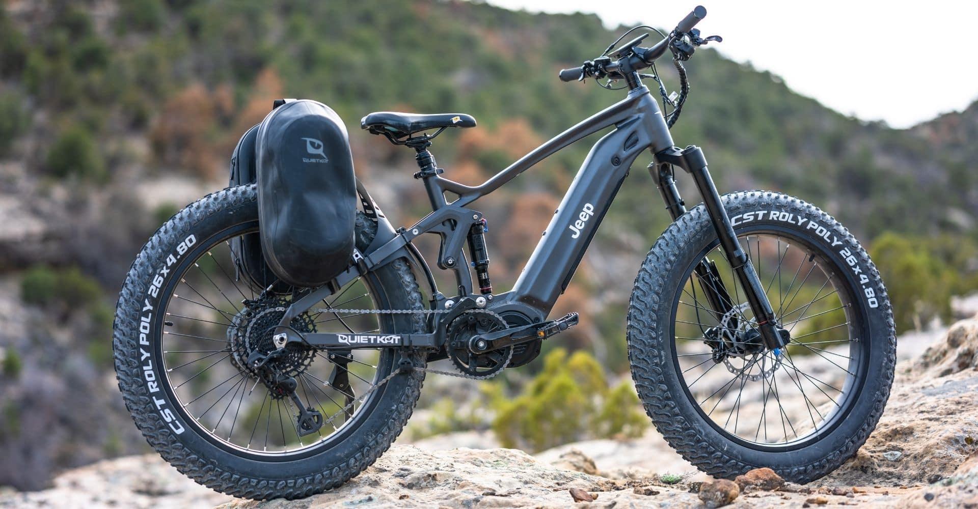 Jeep E-Bike Accessories