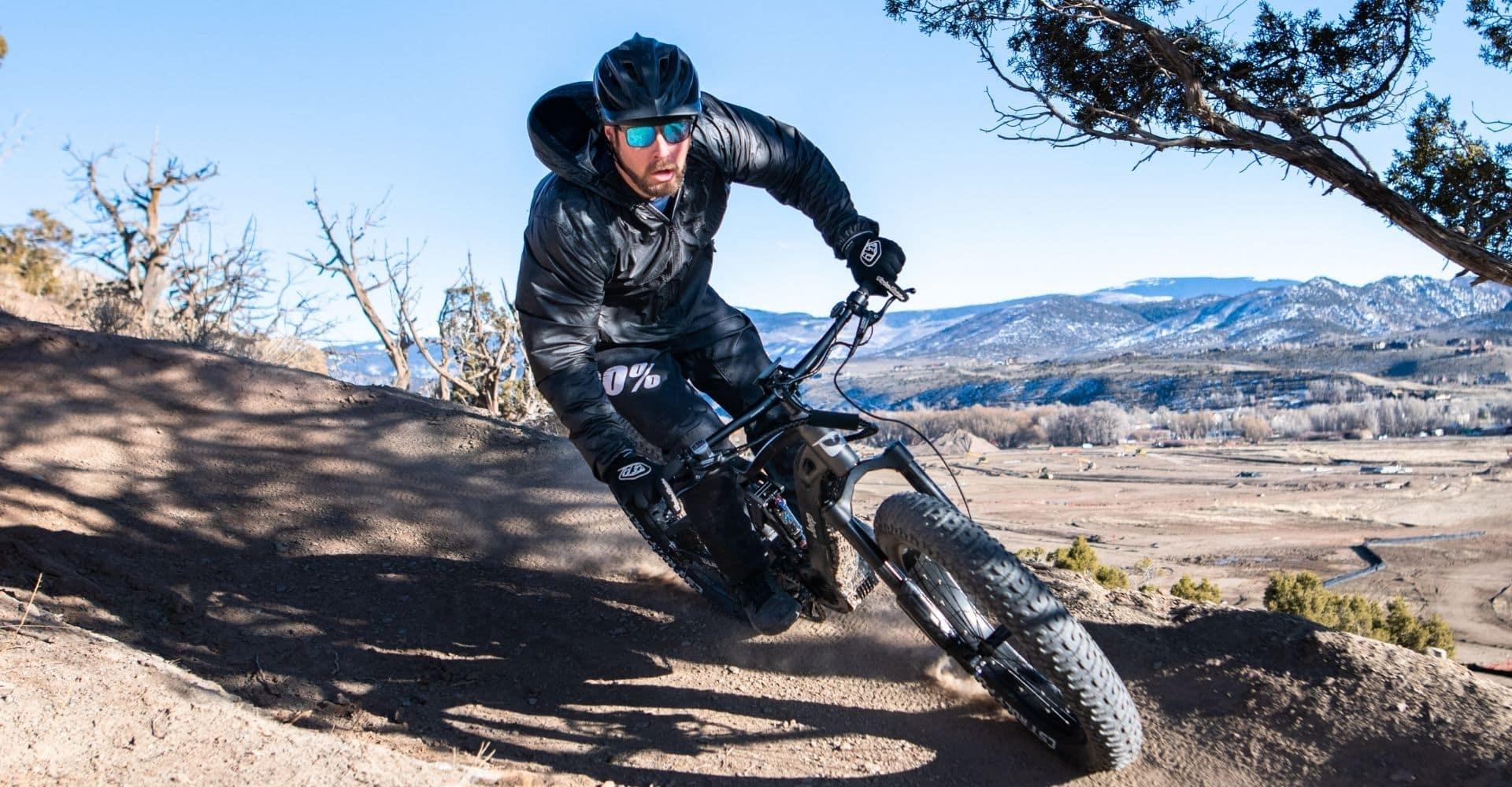 Jeep E-bike Off-road Course