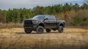 SCA Performance Black Widow Truck