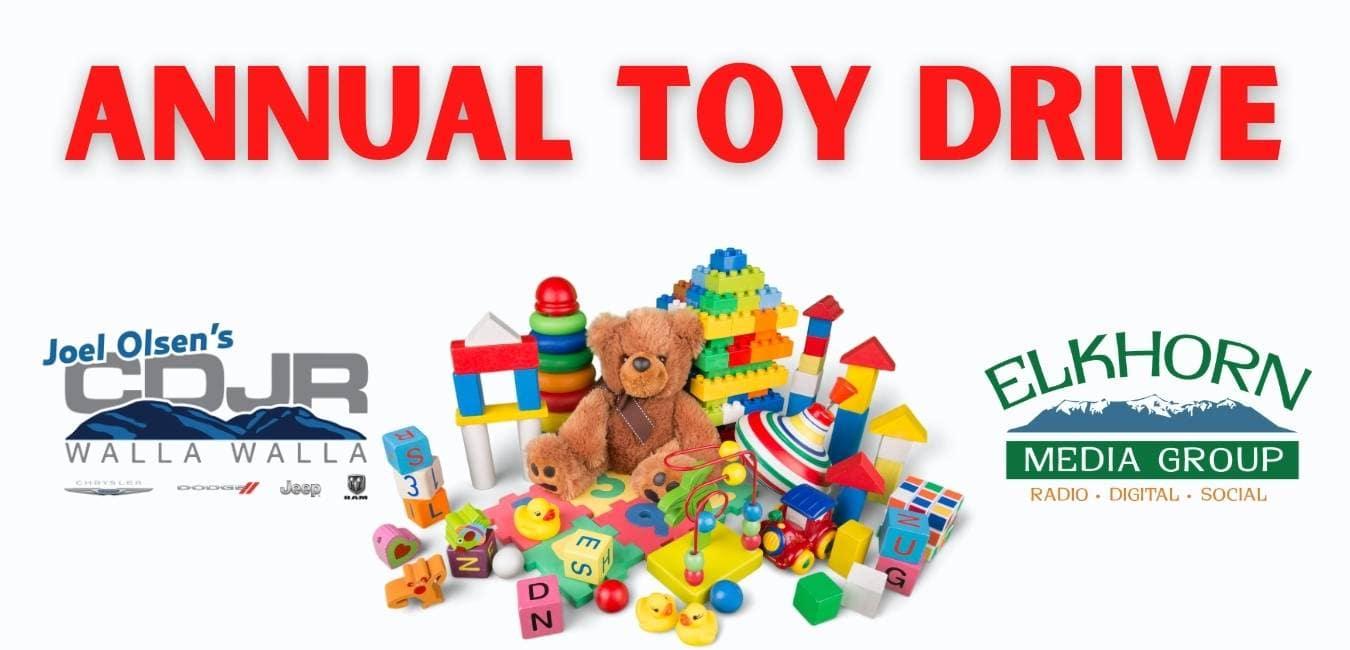 Walla Walla Annual Toy Drive