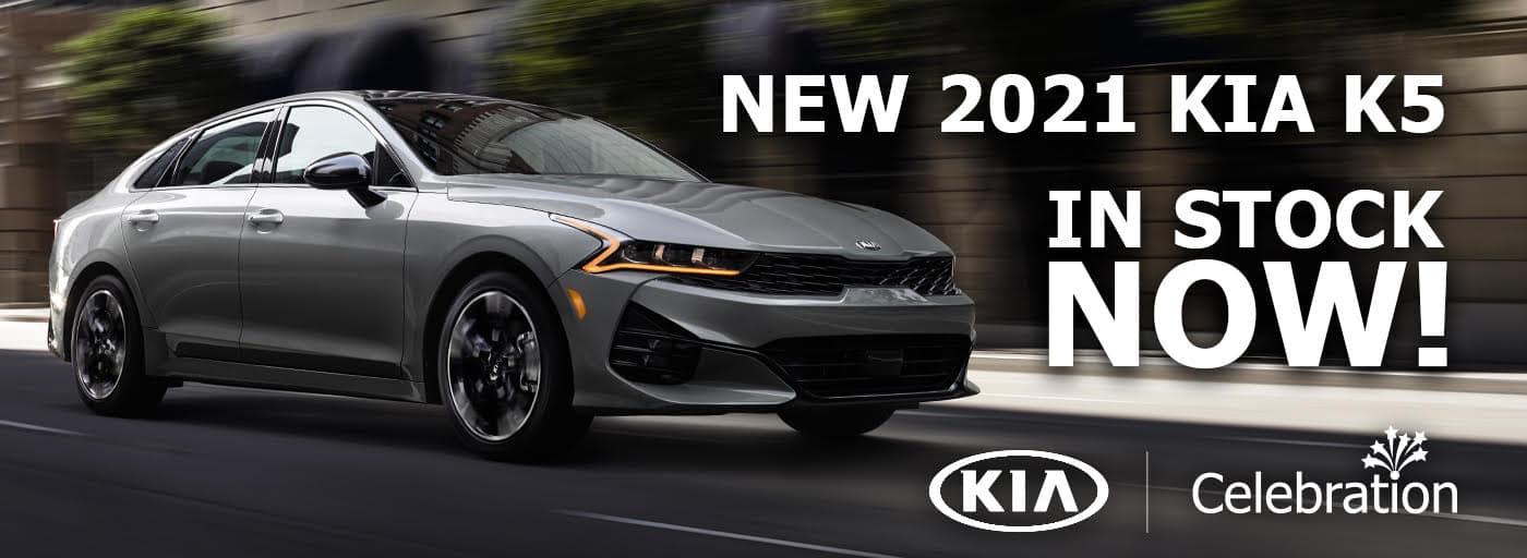 2020 Kia K5