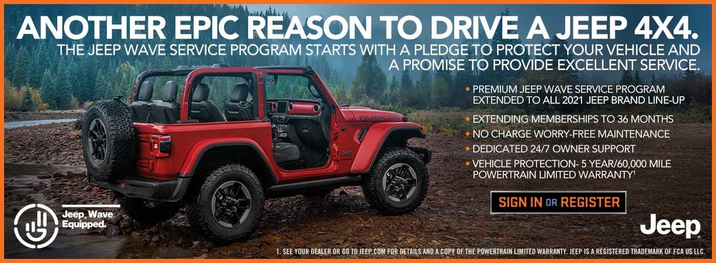 National Jeep 2020