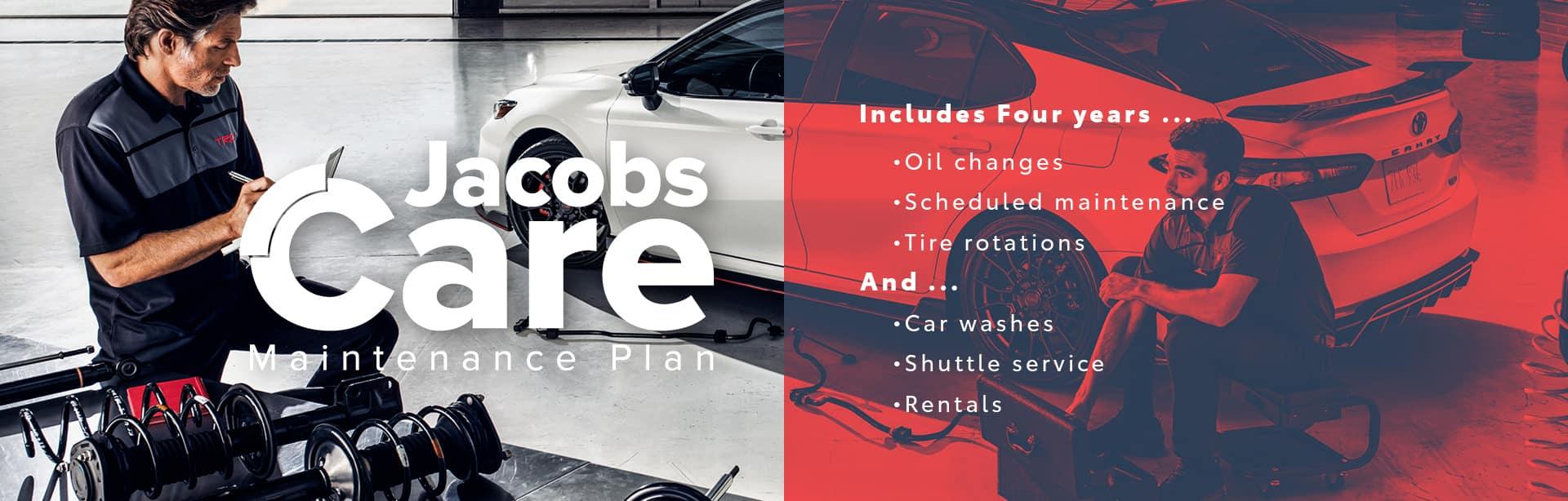 Jacobs Care Maintenance Plan
