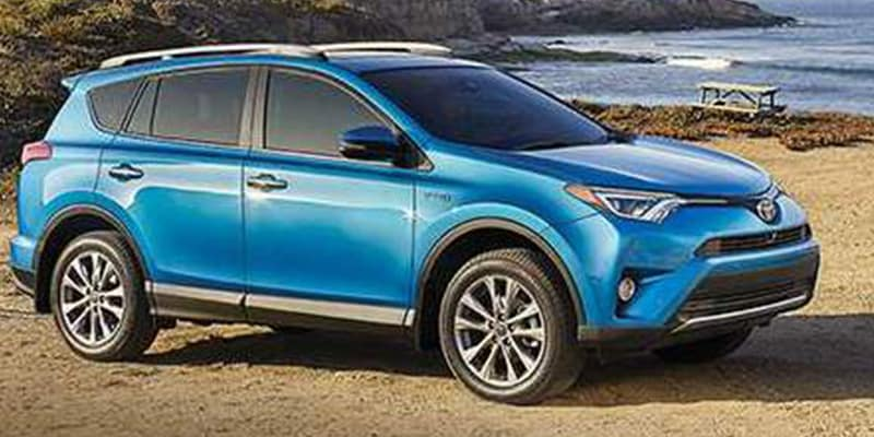 Used Toyota  RAV4 For Sale in Milwaukee, WI