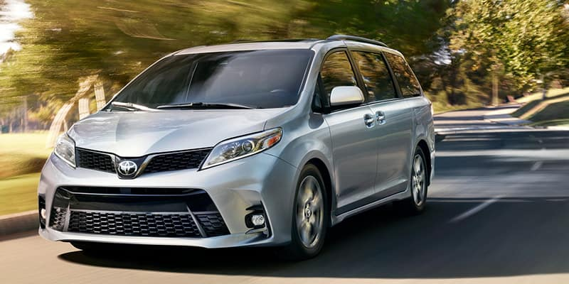 Used Toyota Sienna For Sale in Milwaukee, WI