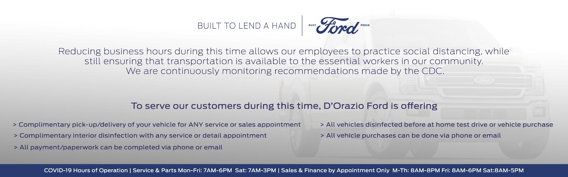 d orazio ford ford dealer in wilmington il d orazio ford ford dealer in