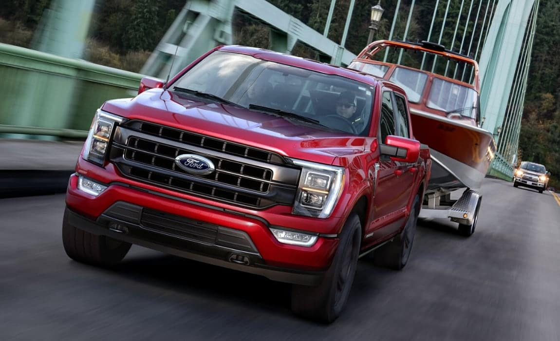 Black Friday Ford F-150 Sale 2020