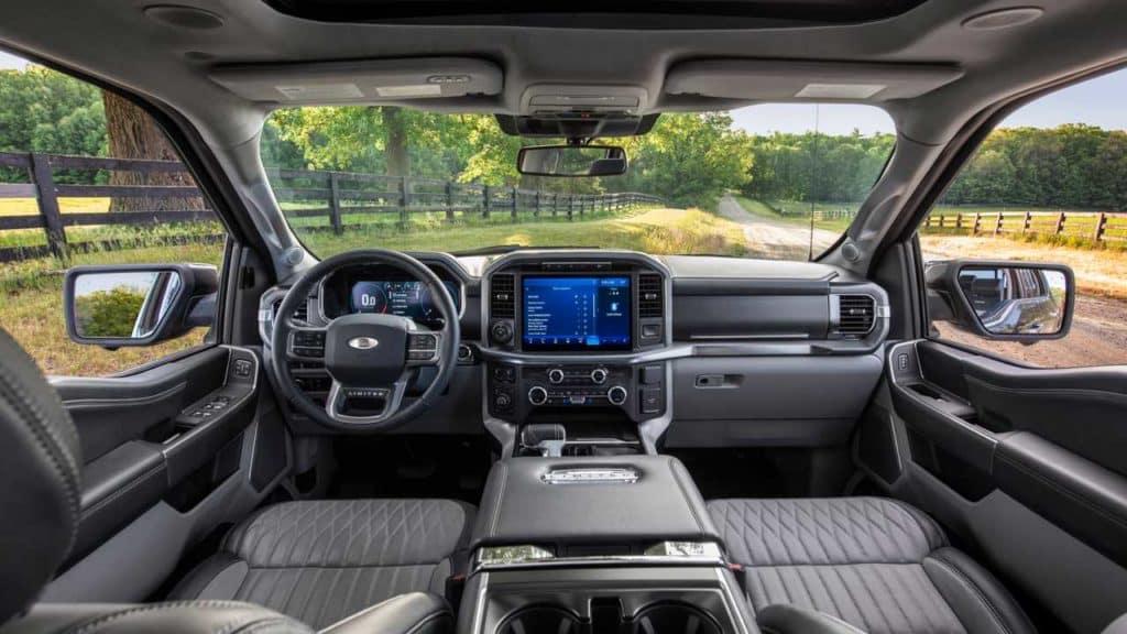 2021 Ford F-150 Hybrid Pickup Truck