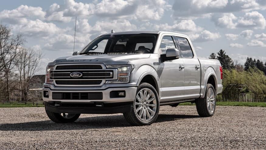 2021 Ford F-150 Trim Levels