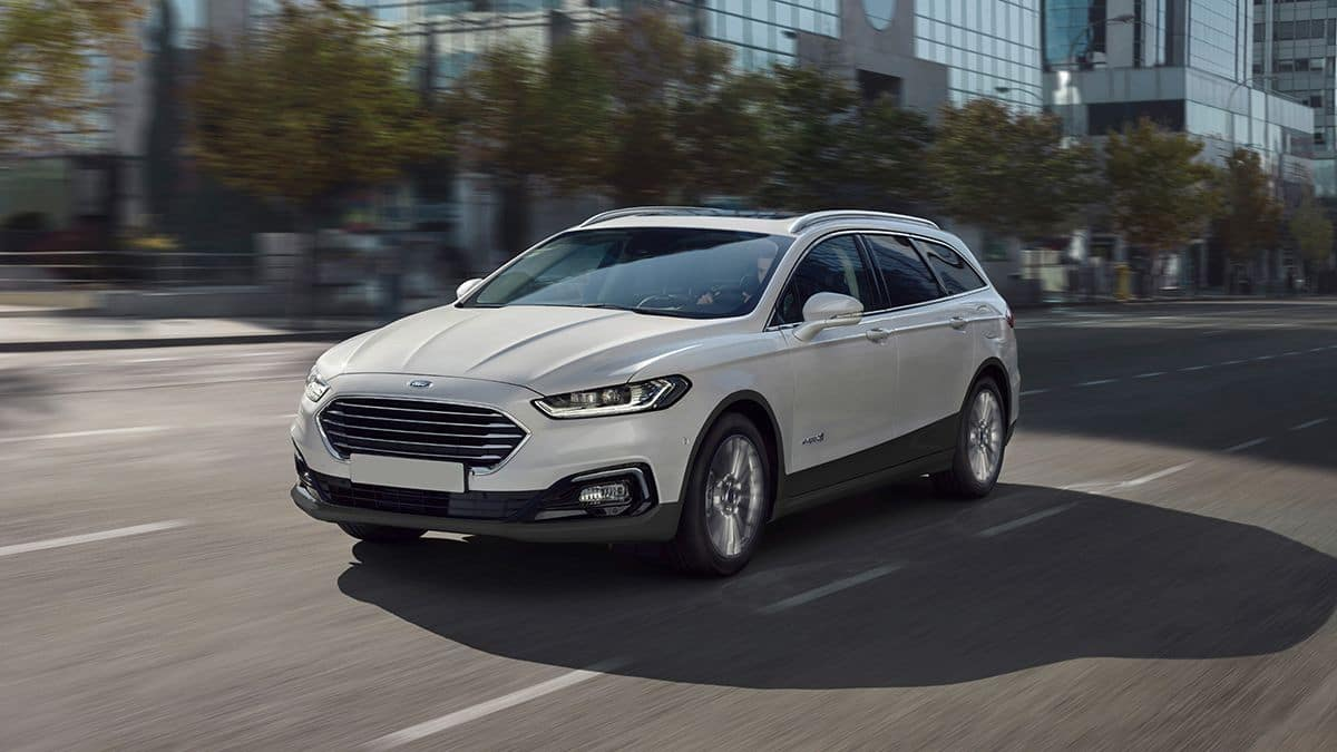 Preorder 2021 Ford Fusion Active
