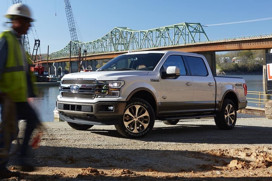 2020 Ford F150 XLT