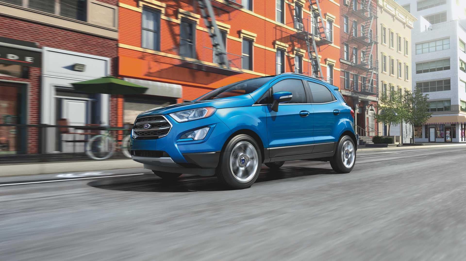 2021 Ford EcoSport Accessories