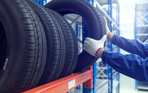 FALL TIRE EVENT - CERTIFIED CHEVY SERVICE