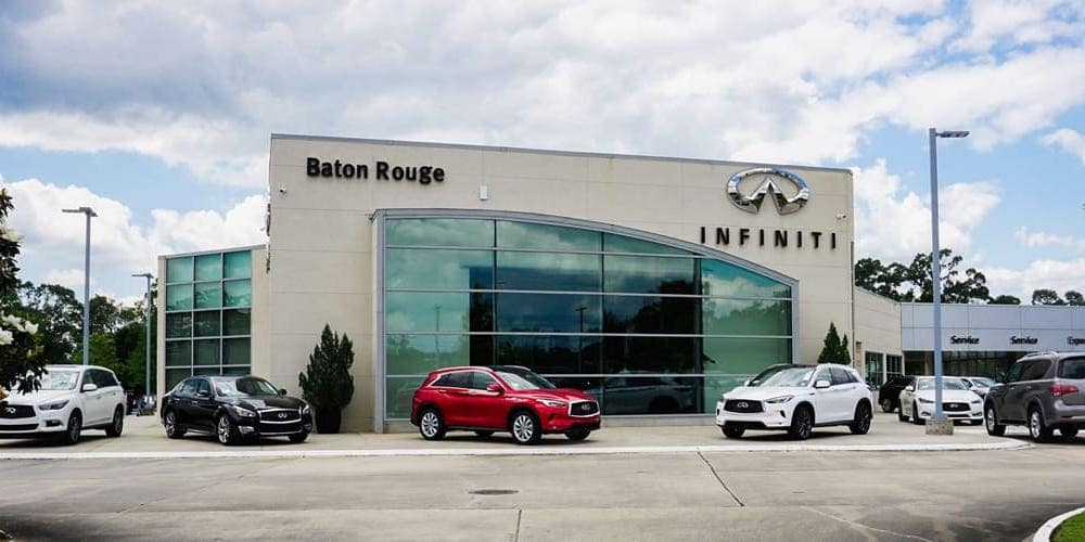 Front of Dealership - Infiniti Baton Rouge