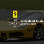 corso pilota sport homestead