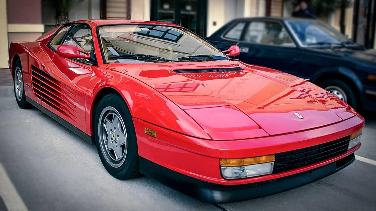 Ferrari Models That Have Substantially Increased In Value Ferrari Of Fort Lauderdale