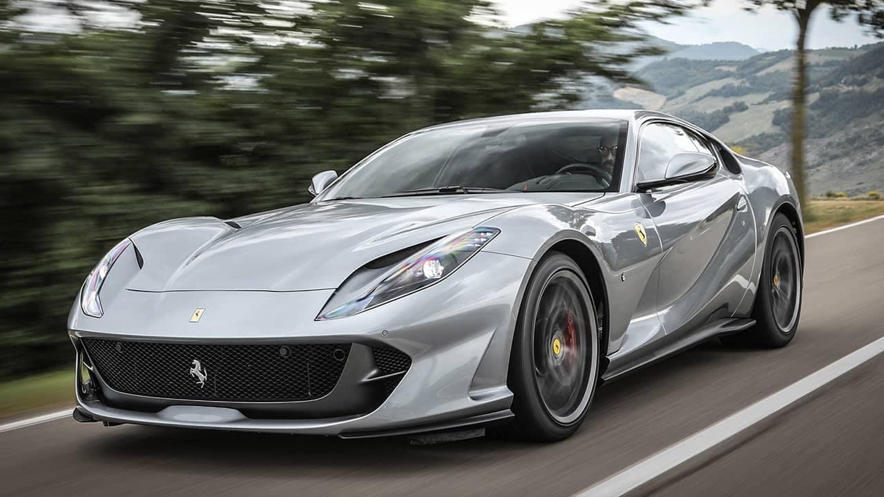 The Best Job In The World Ferrari Test Driver Ferrari Of Fort Lauderdale