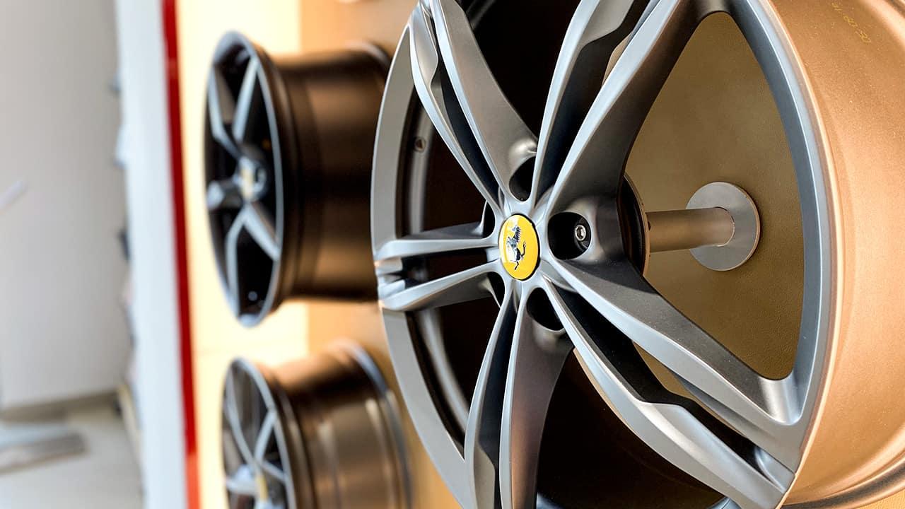 Forged Wheels | Ferrari Wheels