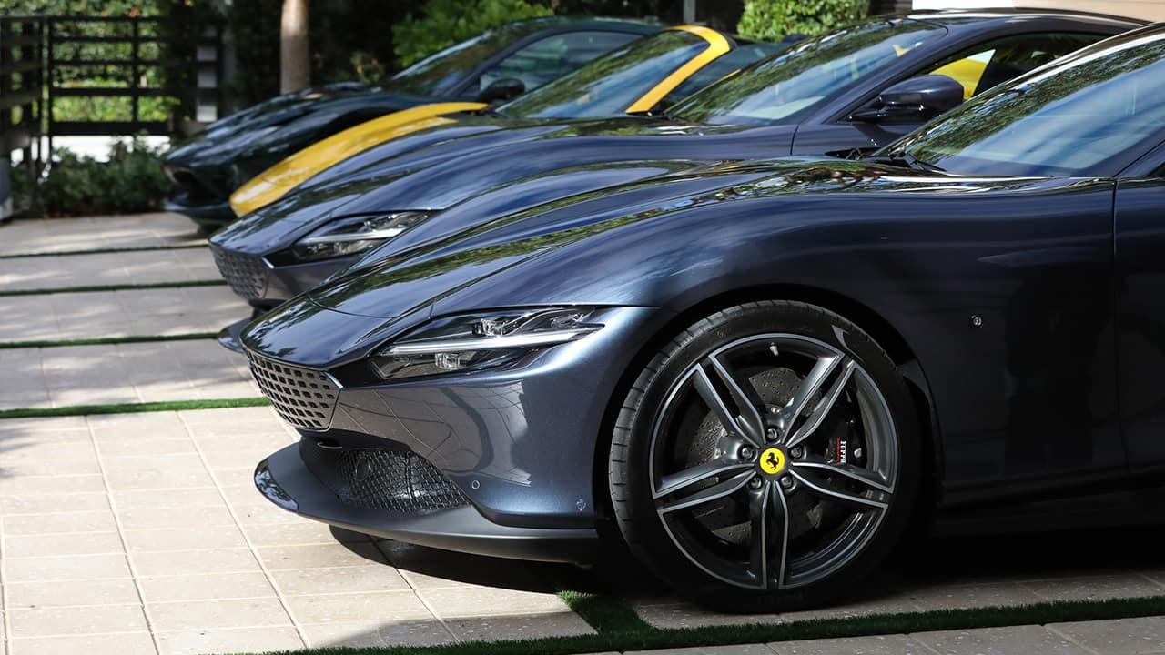 Recap: Esperienza driving event for the Ferrari SF90 and 812GTS