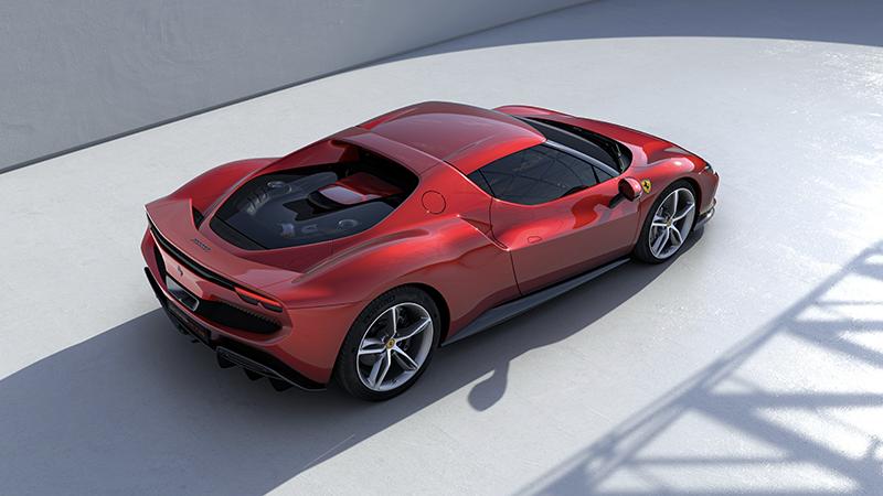 Ferrari 269 GTB Design