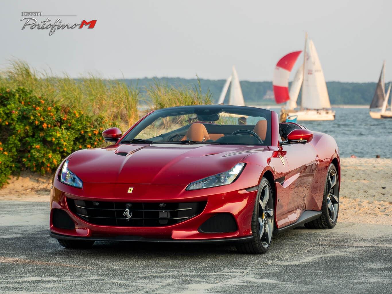 Ferrari Portofino M | Ferrari of Fort Lauderdale