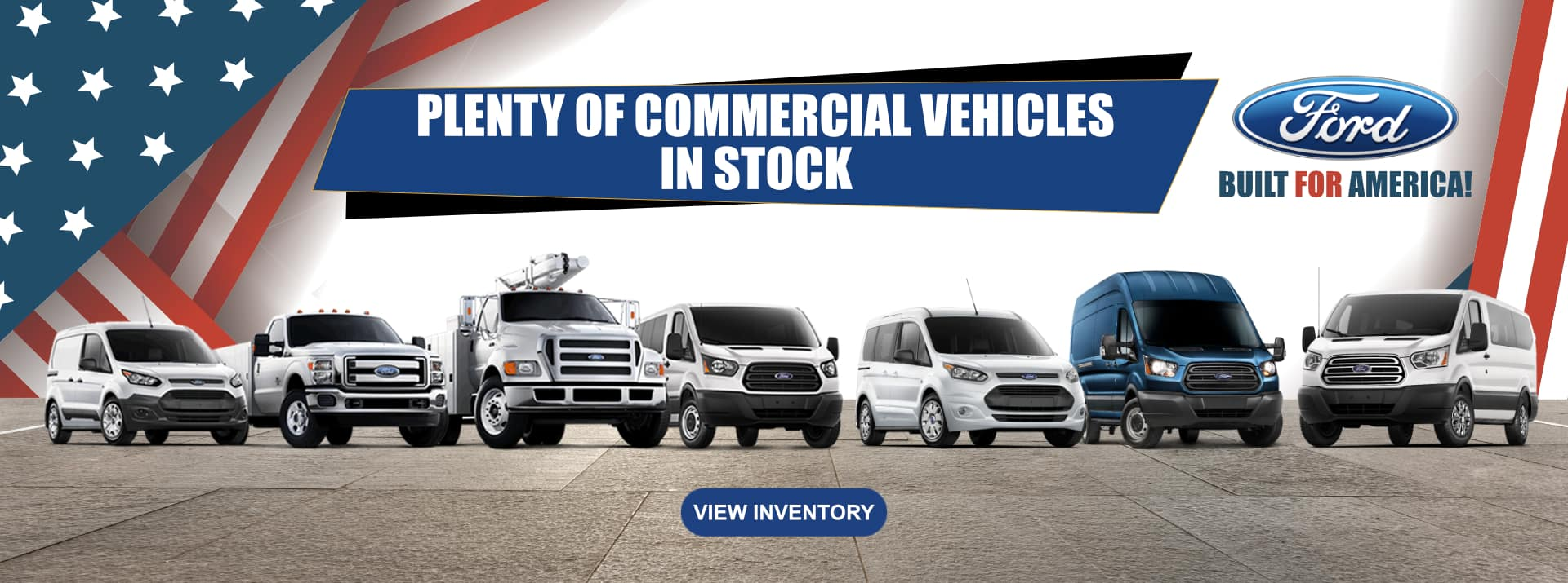 Palm Springs Motors Commercial Vehicles 1920×715 Banner