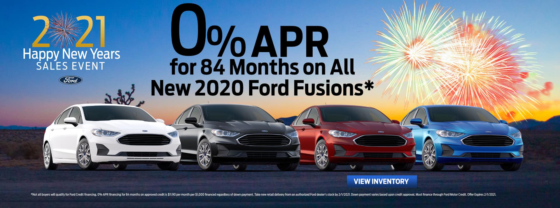 January-2021 ForD FUSION GENERAL FIESTA FORD