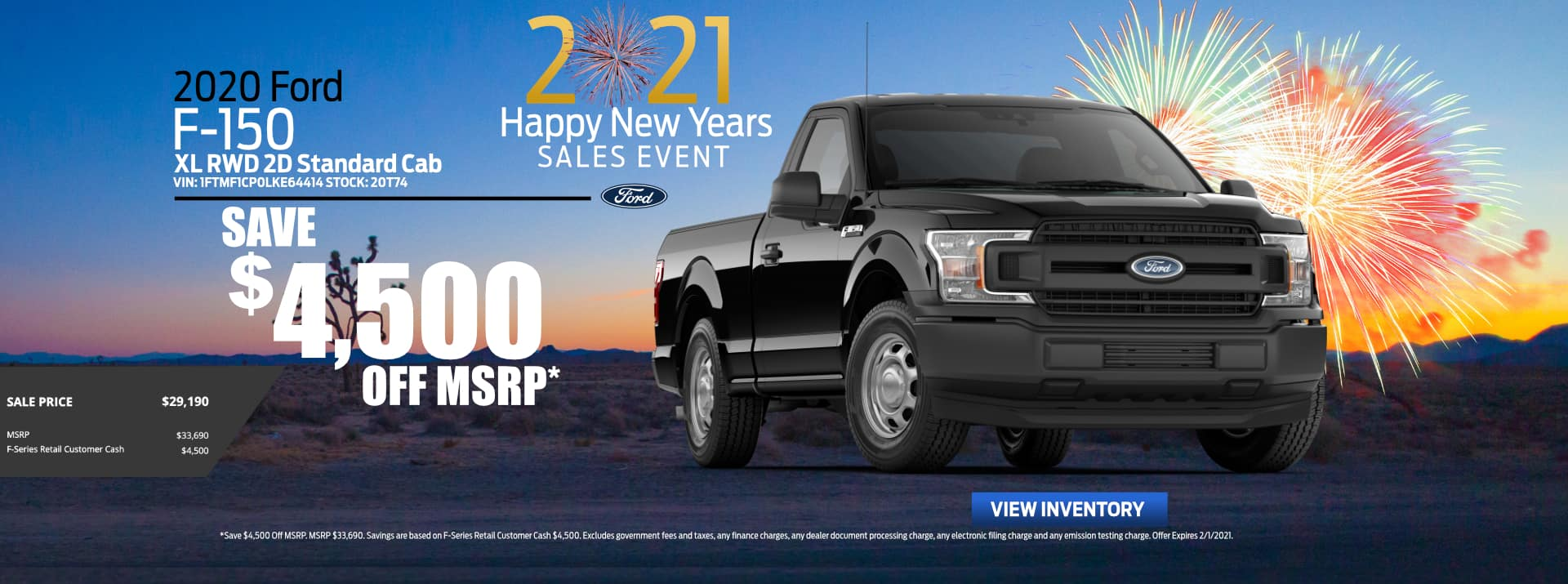 Revised_January-2021 Ford F-150 Fiesta Ford