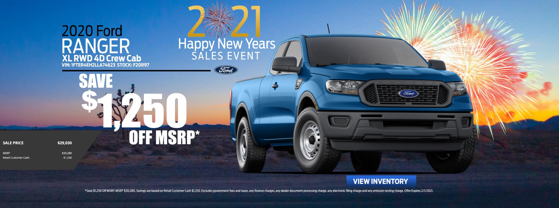 Revised_January-2021 Ford Ranger Fiesta Ford