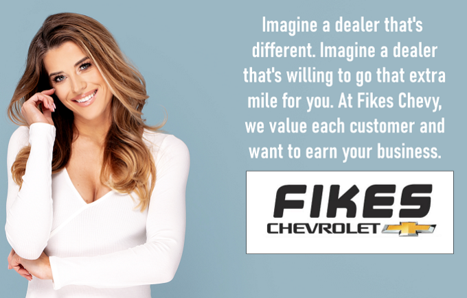 Imagine a dealer that's different. Imagine a dealer that's willing to go that extra mile for you.