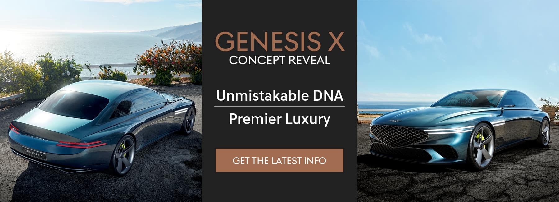 Introducing the Genesis X Concept Reveal
