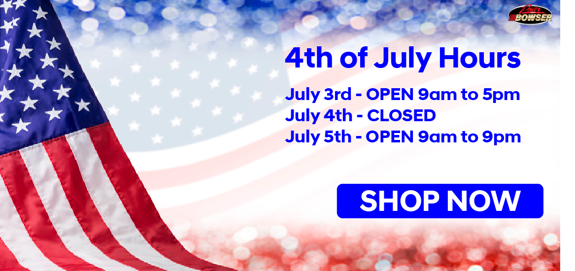 4th of July Hours