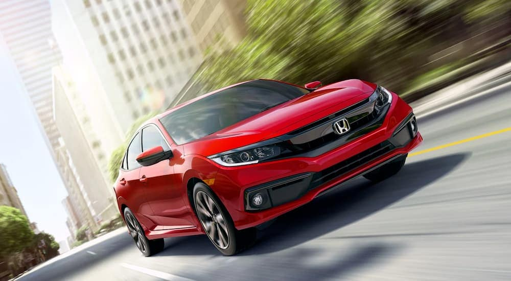 Top 8 Most Reliable Used Cars From Honda