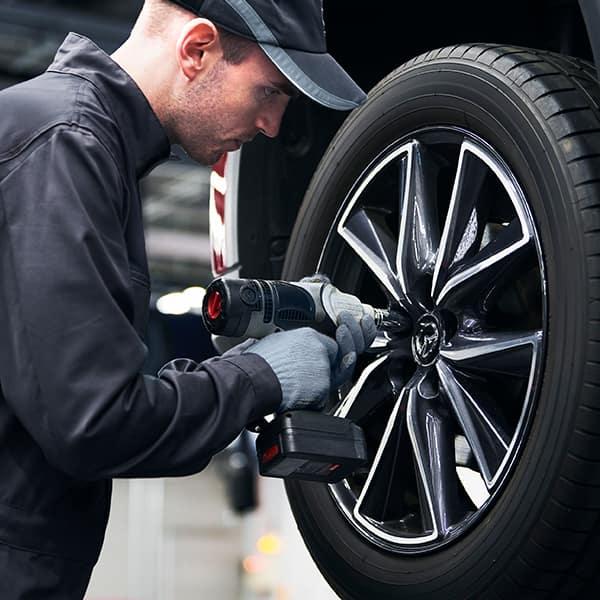 Tire Services at Hello Mazda Valencia