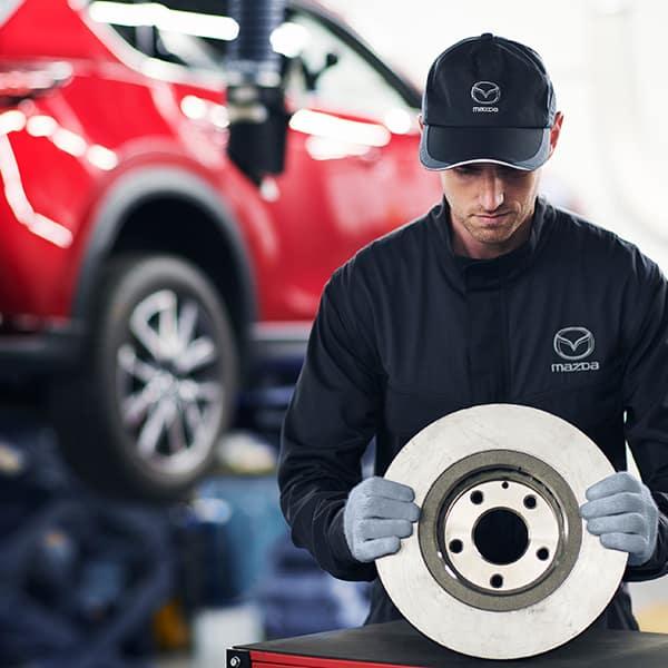 Brake Services at Hello Mazda Valencia