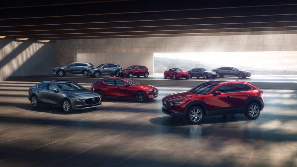 Mazda Lease Return Center at Hello Mazda of Valencia near Santa Clarita, Ca