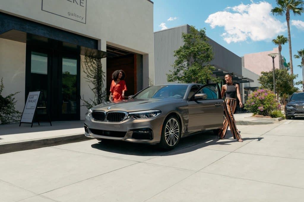 2020 BMW 5 Series Jackson MS