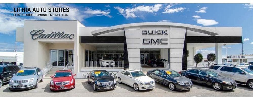 Welcome to Honolulu Buick GMC Cadillac