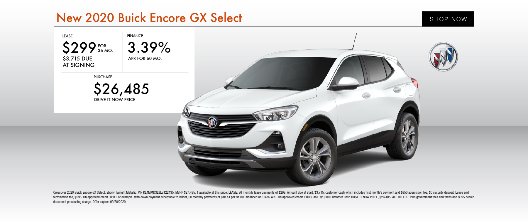 WF38503_website_1800 x 760_2020_Buick_Encore GX_Select_2