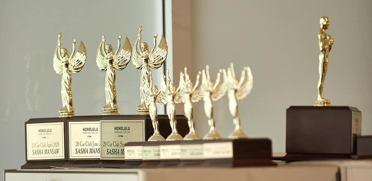 honolulu buick gmc awards