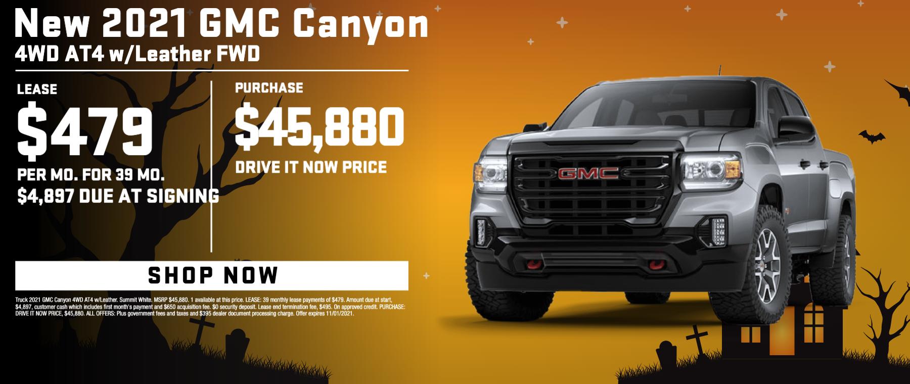 GMC Canyon