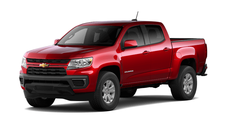 2021 Chevy Colorado LT Lease Offer in Huntington, IN