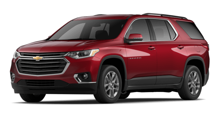 2021 Chevy Traverse Lease Offer in Huntington, IN