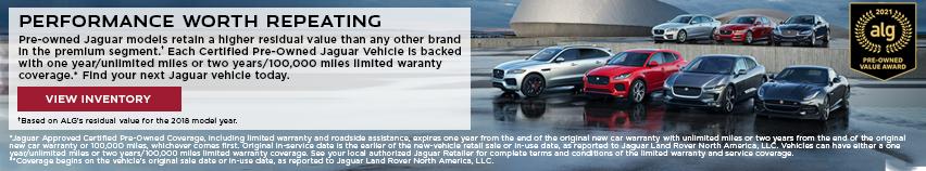 Jaguar CPO DI 852×158