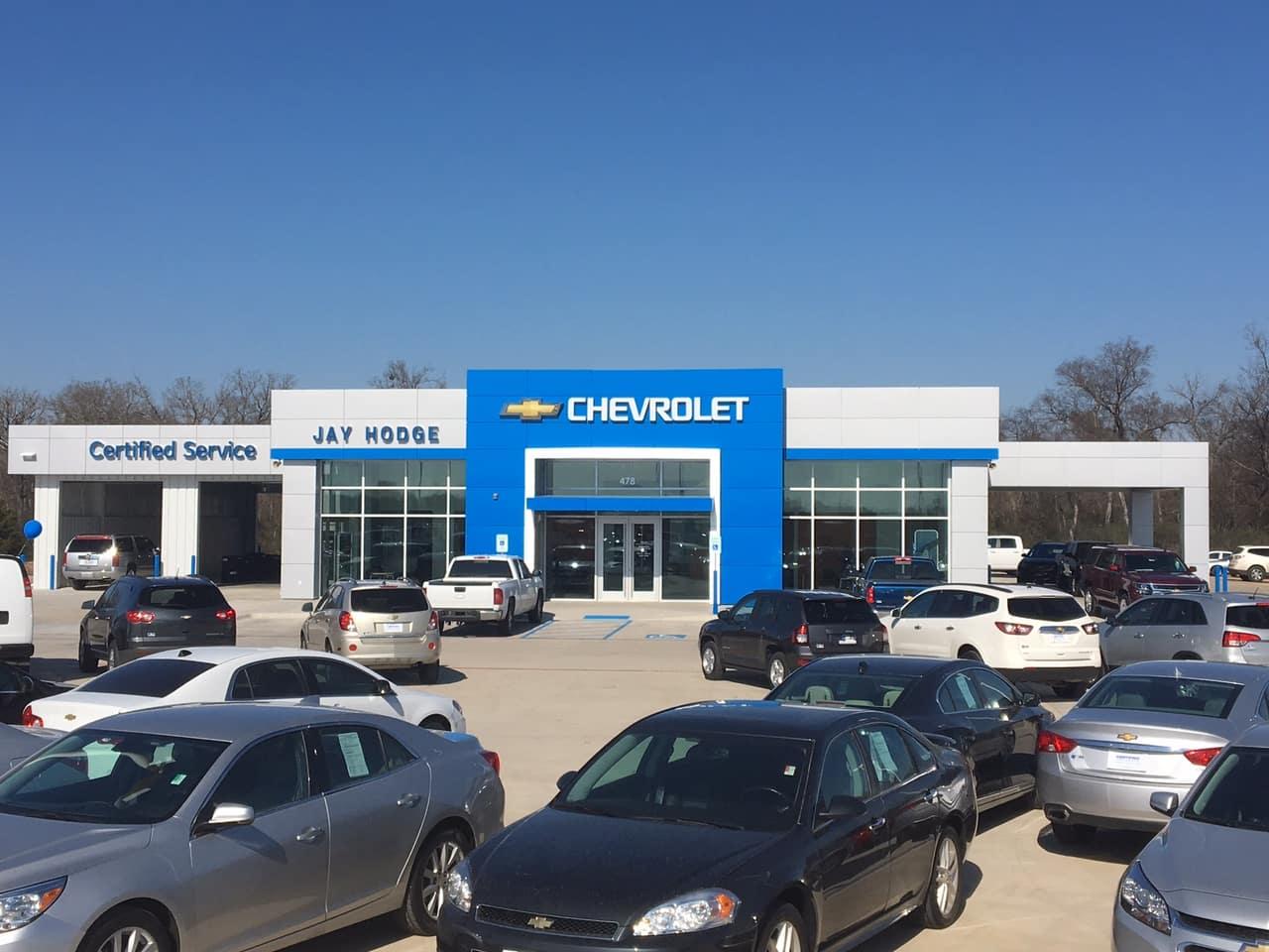 Dealership Store Front