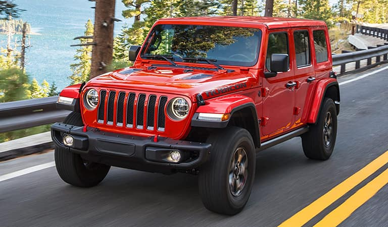 New Jeep Wrangler Casa Grande AZ