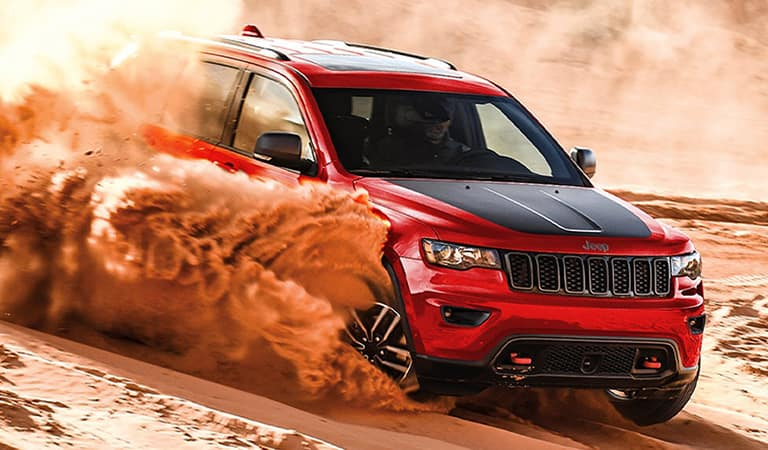 New 2021 Jeep Grand Cherokee Casa Grande AZ