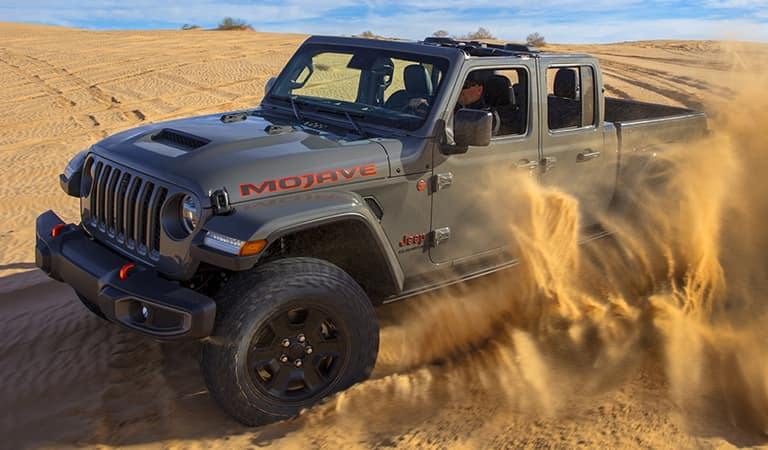New Jeep Gladiator Casa Grande AZ